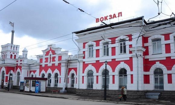 ЖД Вокзал ЖД вокзал Вологда-1
